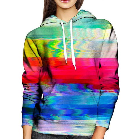 Image of Abstract Womens Hoodie