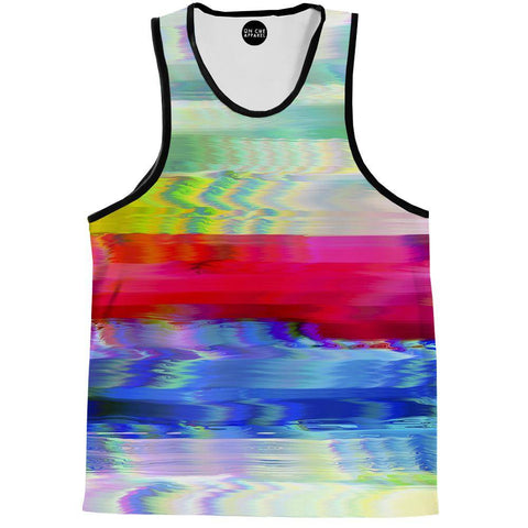 Thick Lines Tank Top
