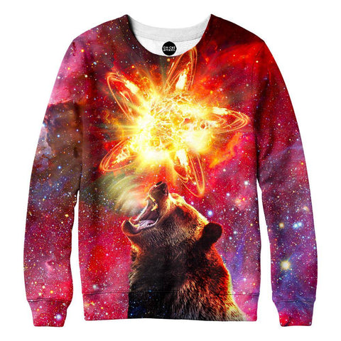 Image of California Grizzly Bear Sweatshirt