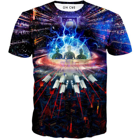 Image of Laser Beam T-Shirt
