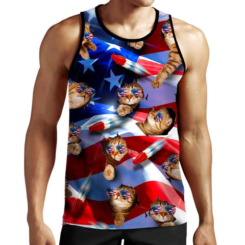 Image of Cats Tank Top