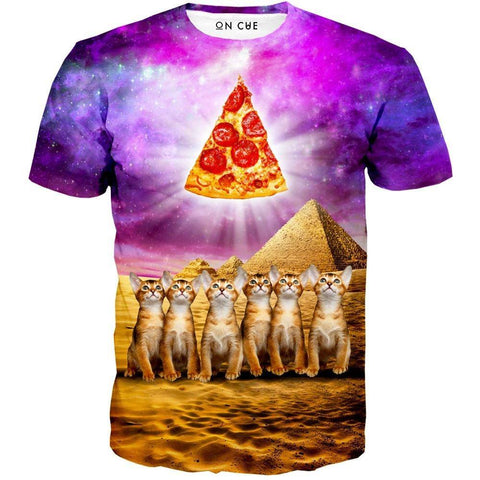Pizza God T-Shirt