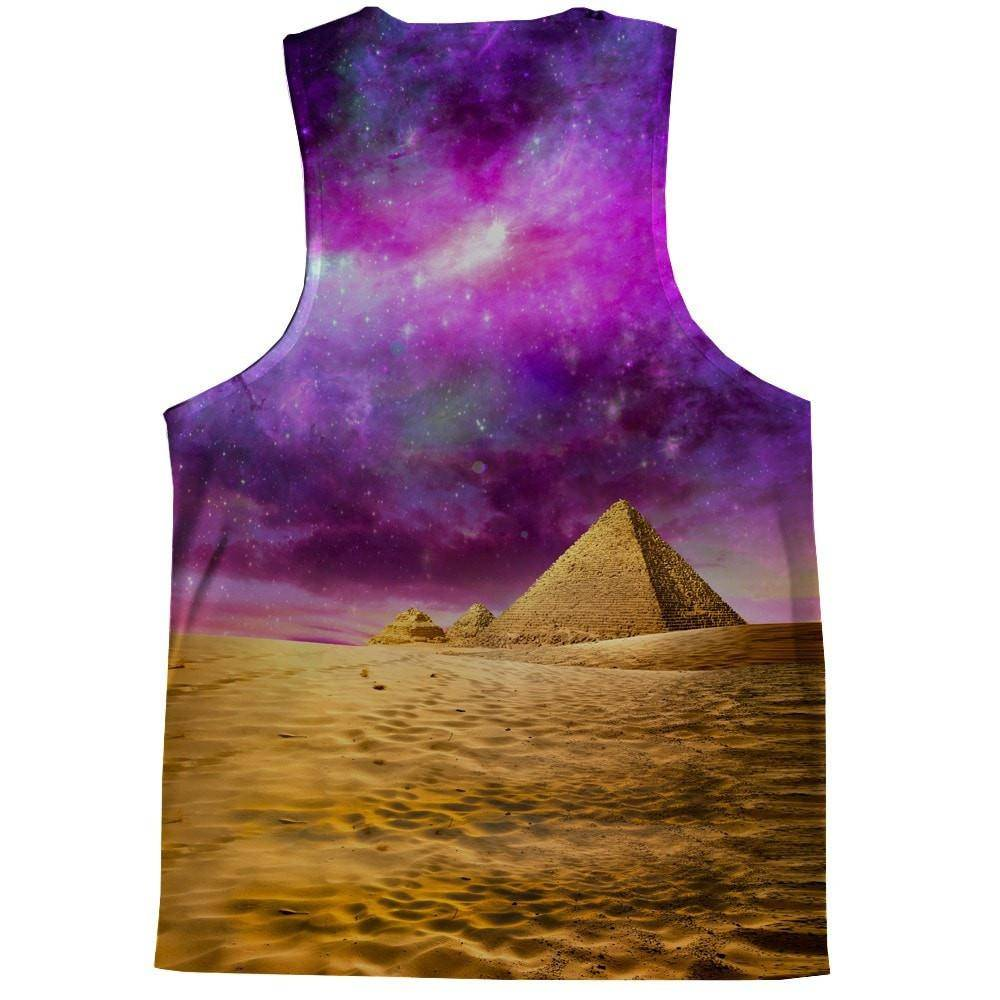 Pizza God Tank Top