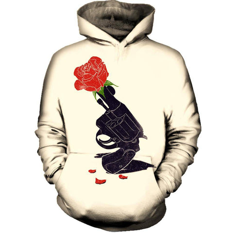 Image of Cease Fire Womens Hoodie