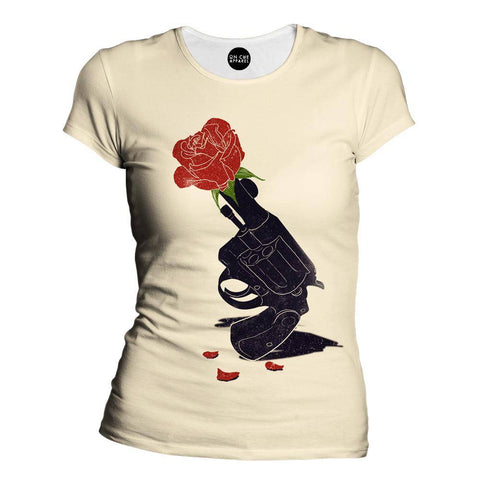Image of Cease Fire Womens T-Shirt