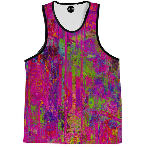 Image of City Of Columns Tank Top