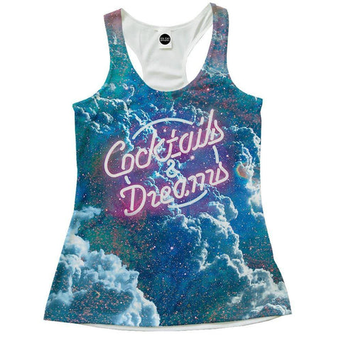 Image of Cocktails & Dreams Racerback
