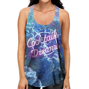 Cocktails & Dreams Racerback