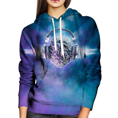 Cognitive Discology Womens Hoodie