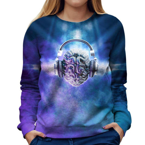 Image of Cognitive Discology Womens Sweatshirt