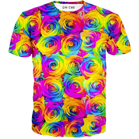 Image of Roses T-Shirt