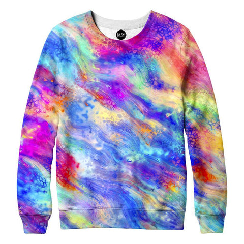 Image of Smeared Sweatshirt