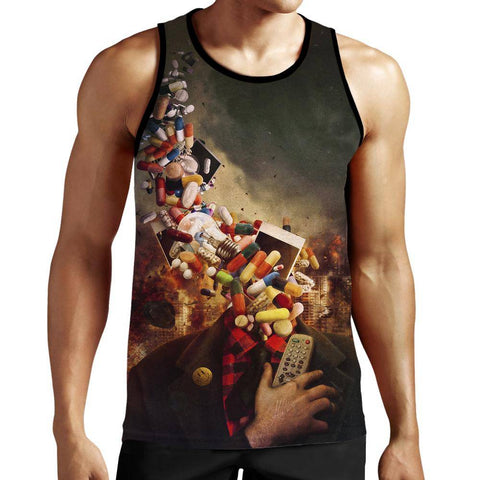 Image of Drugs Tank Top