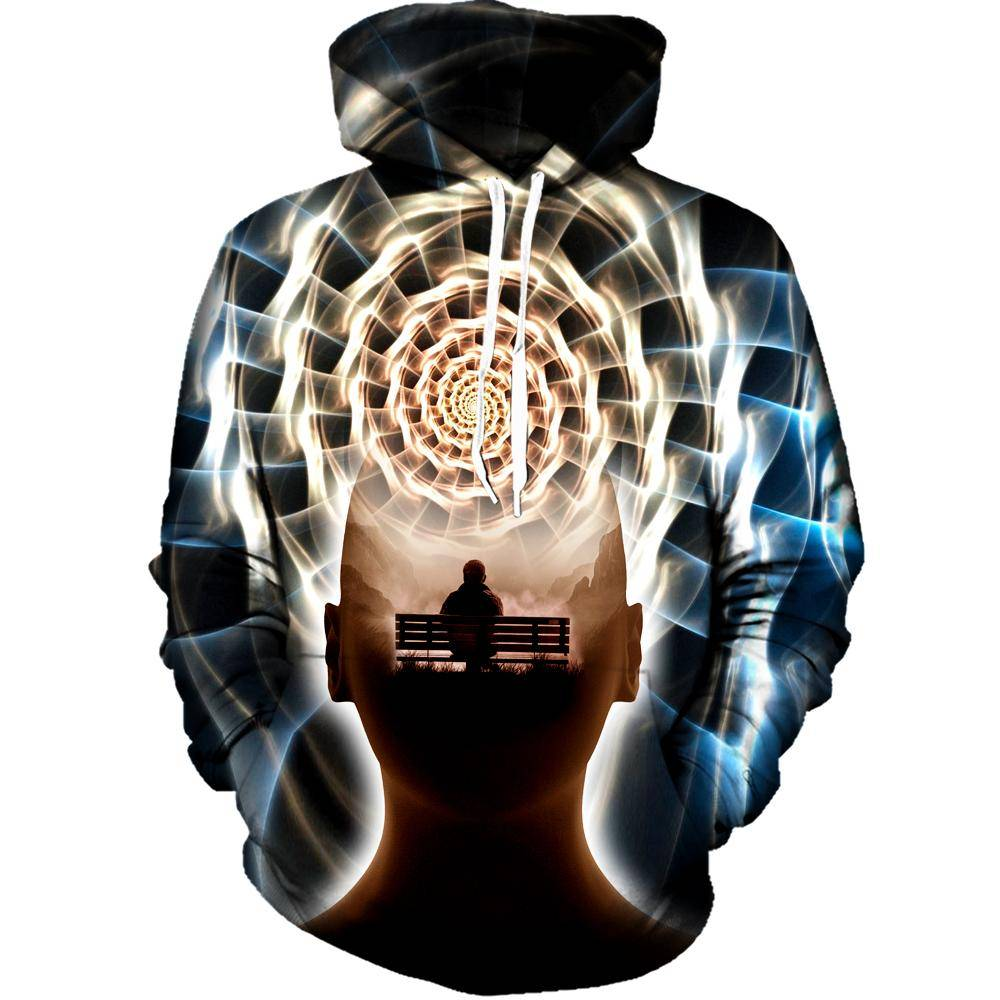 Contemplating Infinity Hoodie