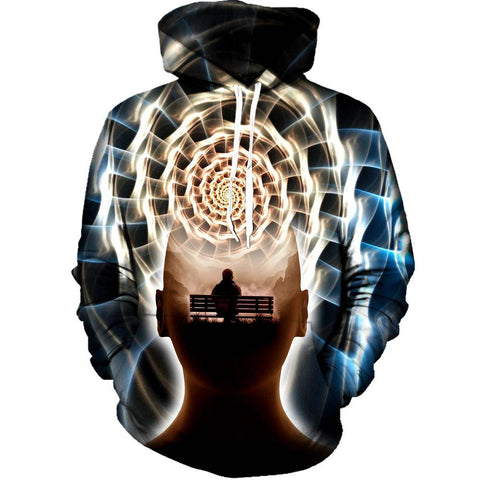 Image of Contemplating Infinity Hoodie