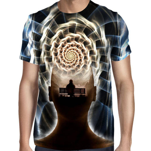 Image of Contemplating Infinity T-Shirt