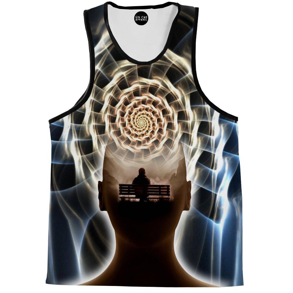 Contemplating Infinity Tank Top