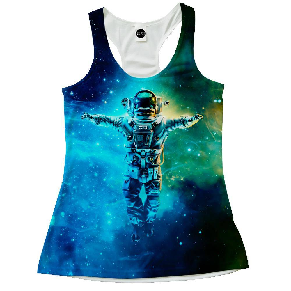 Cosmic Dreams Racerback