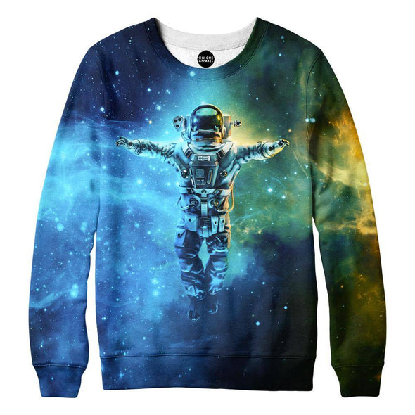 Cosmic Dreams Womens Sweatshirt
