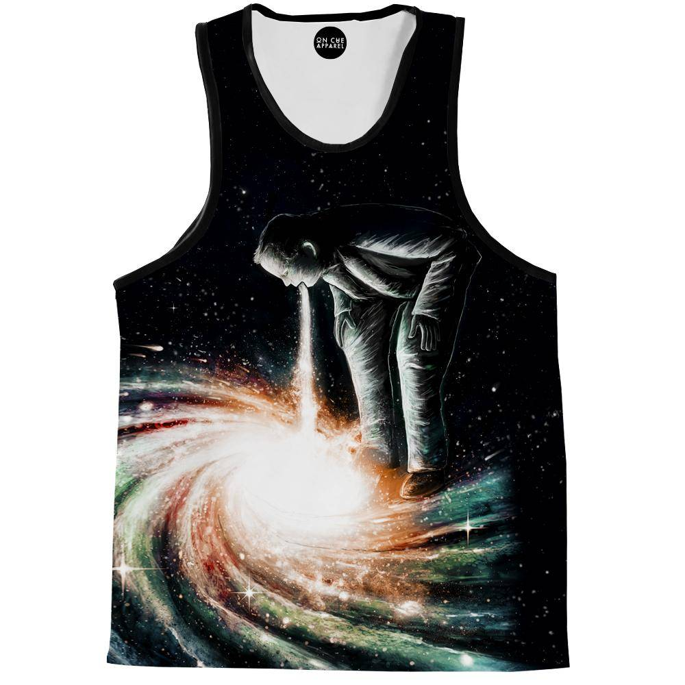 Cosmic Vomit Tank Top