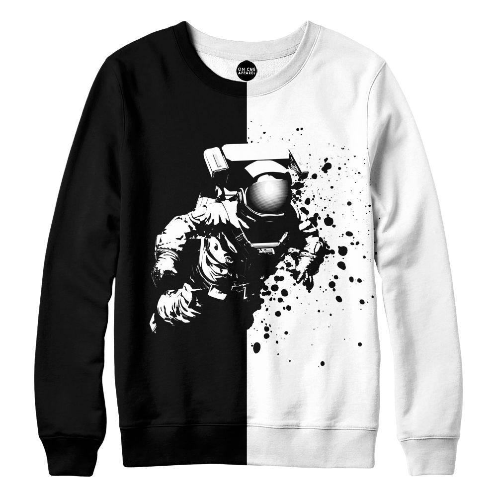 Cosmic Breakthrough Womens Sweatshirt