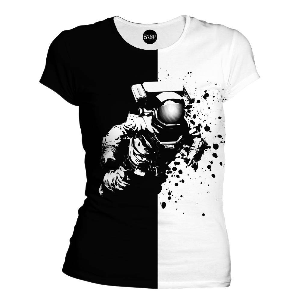Cosmic Breakthrough Womens T-Shirt