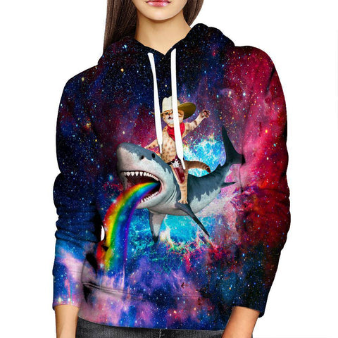 Image of Cat Womens Hoodie