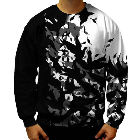 Image of Crow Sweatshirt