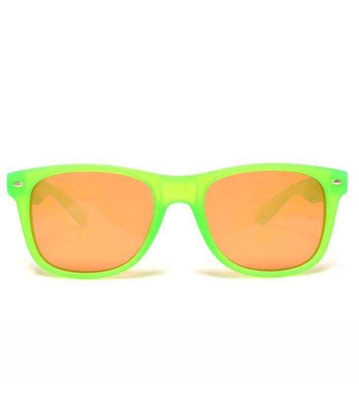 GloFX Ultimate Diffraction Glasses – GLOW Green Auburn Enhanced