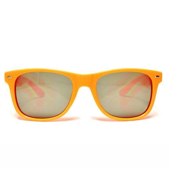 GloFX Ultimate Diffraction Glasses – Orange Tinted