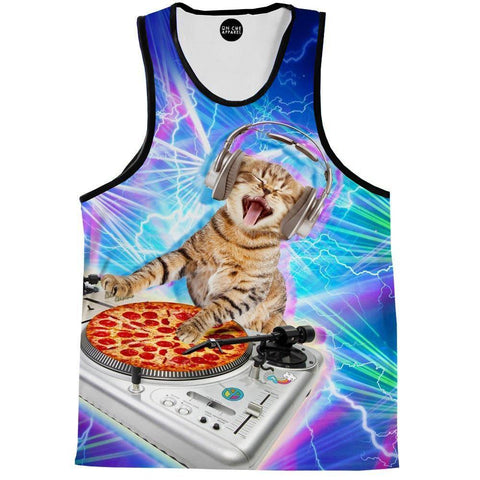 Image of DJ Tank Top