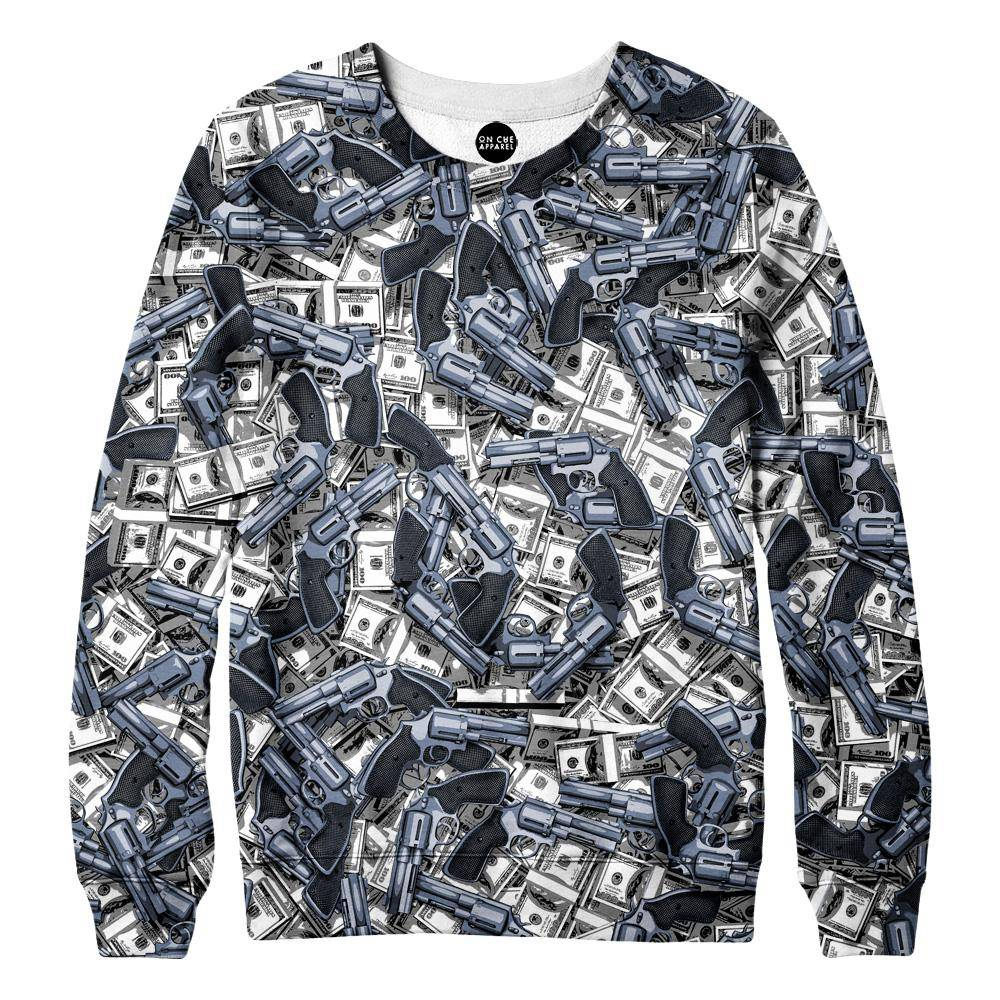 Daylight Robbery Womens Sweatshirt
