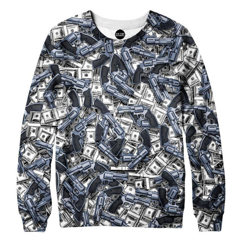 Image of Daylight Robbery Womens Sweatshirt