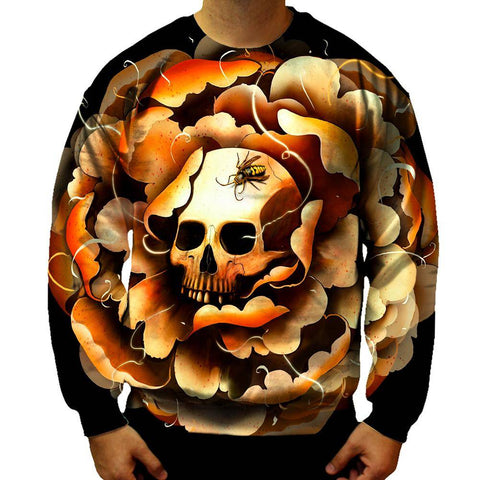 Image of Death Bloom Sweatshirt