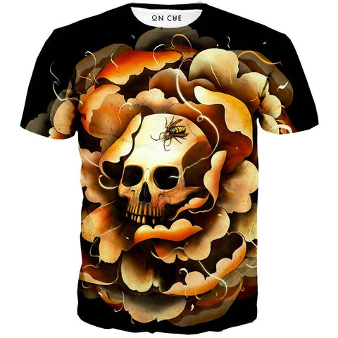 Image of Death Bloom T-Shirt
