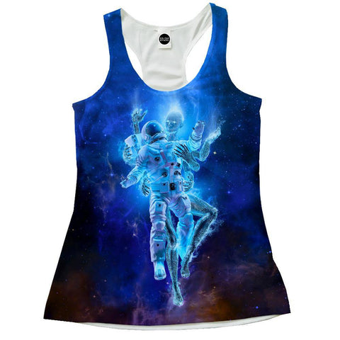 Deep Space Embrace Racerback