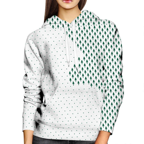 Image of DEforrestation Womens Hoodie