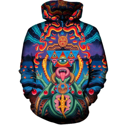 Psychedelic Hoodie