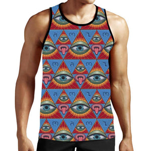Psychedelic Tank Top