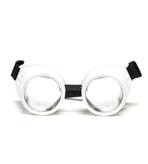 GloFX White Diffraction Goggles