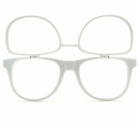 GloFX Matrix Glasses- White
