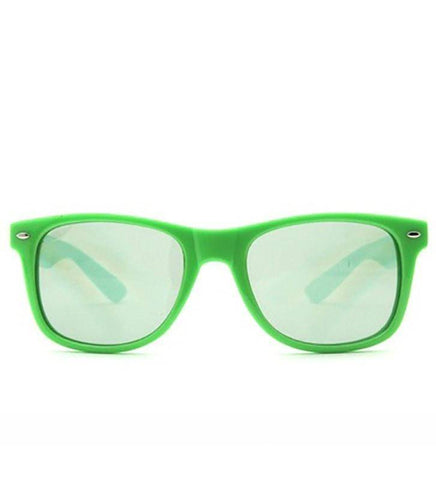 GloFX Ultimate Glasses – Green Tinted