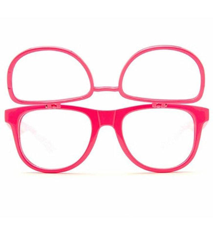 GloFX Matrix Glasses- Pink