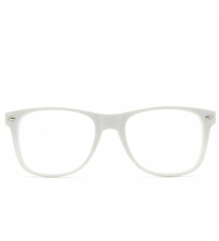 GloFX Ultimate Glasses – White