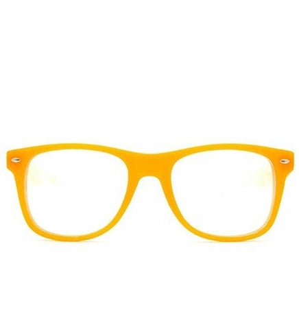 GloFX Ultimate Glasses – GLOW Orange