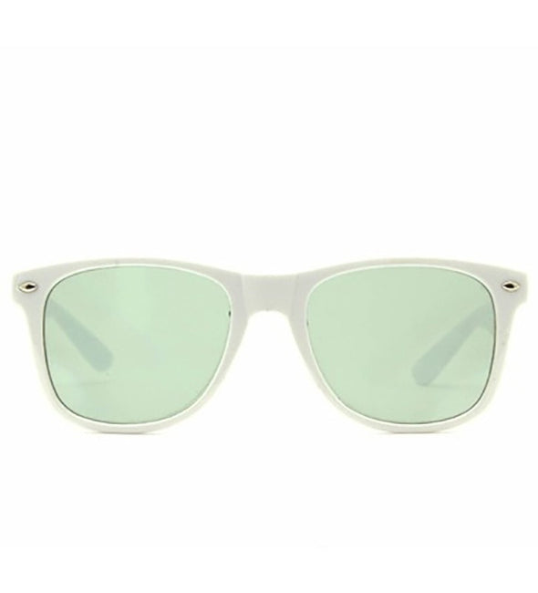 GloFX Ultimate Glasses – White Tinted
