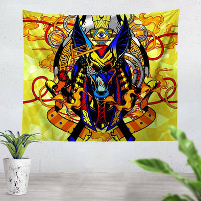 Anubis Tapestry