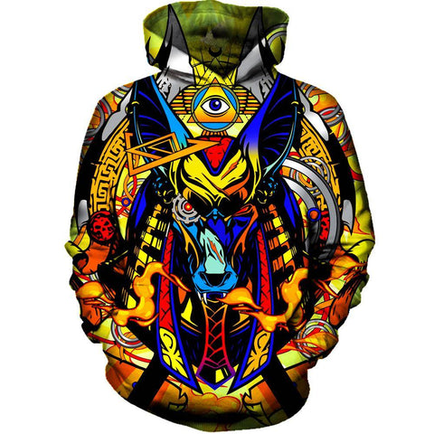 Image of Anubis Hoodie
