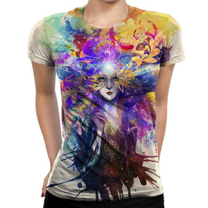 Divine In You Womens T-Shirt