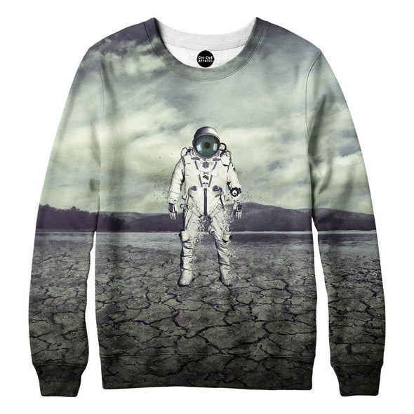 Dust To Dust Womens Sweatshirt